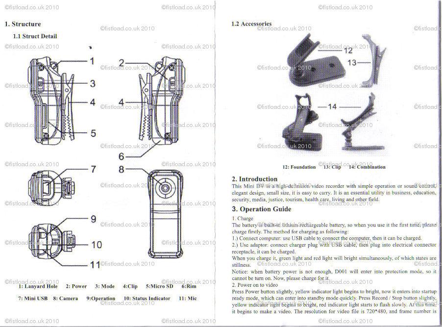 Md80 Camera Instructionsfistload Blog