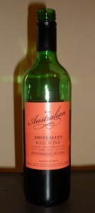 Tesco Australian Red Wine