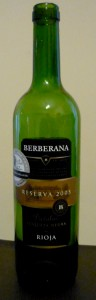 Berberana Rioja Reserva 2005